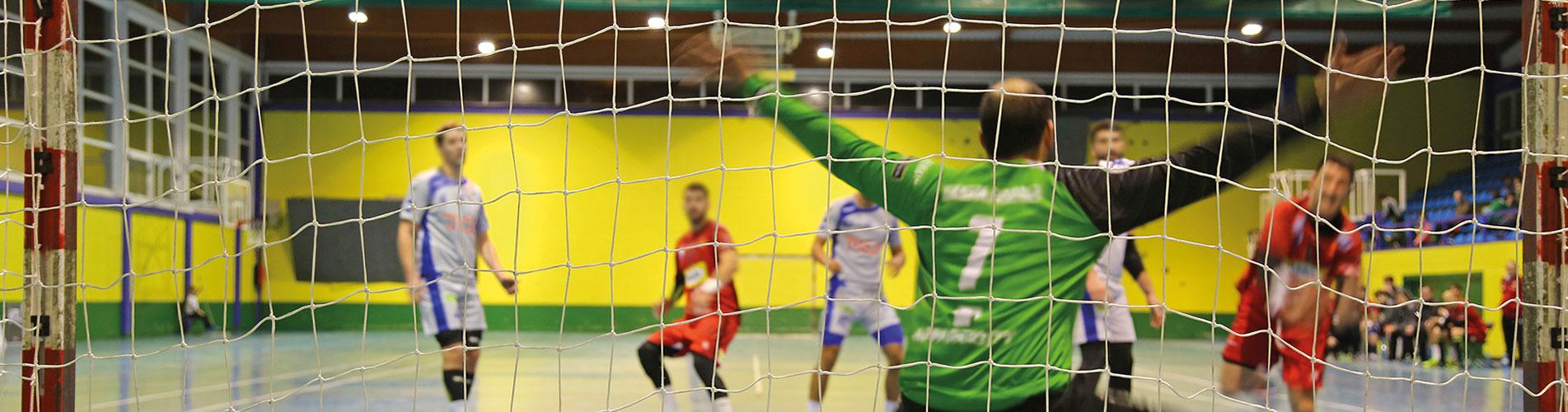 Motiv: Handball