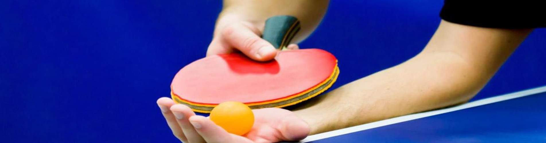 Motiv: Tischtennis